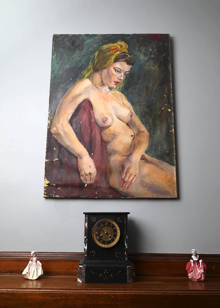 Painting inside Summerside Inn Bed and Breakfast