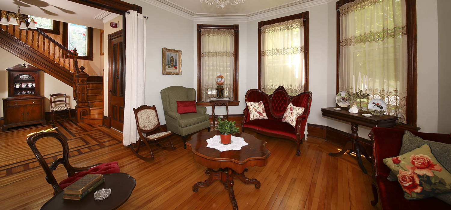 Another parlour image of Summerside Inn Bed and Breakfast